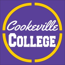 College Logo Purple Square Web