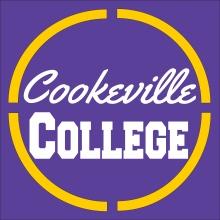 College Logo Purple Square Web