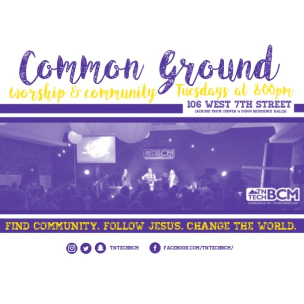Common Ground-front