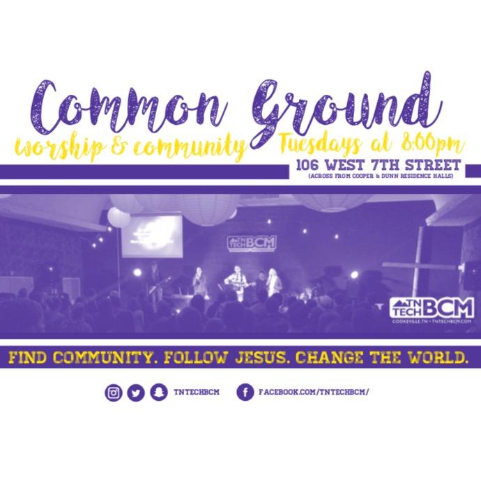 Common Ground-front