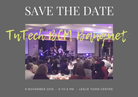 SAVE THE DATE 2018- Revised